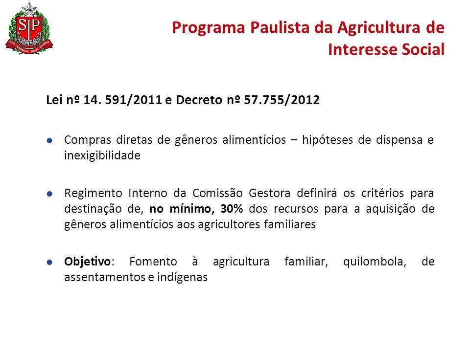 Programa Paulista da Agricultura de Interesse Social