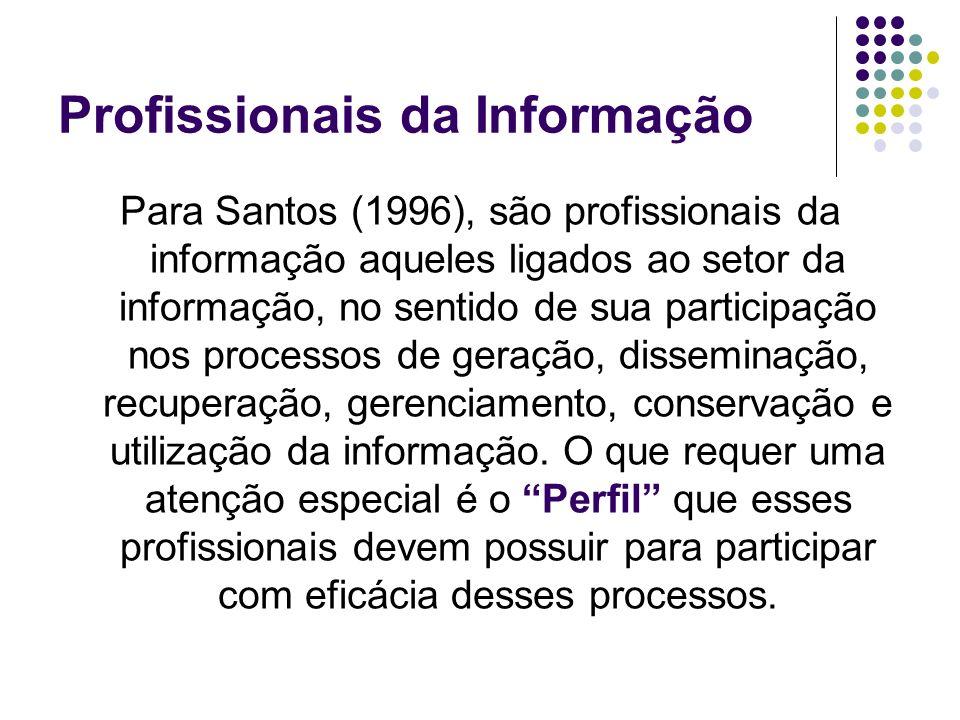 Profissionais da Informação
