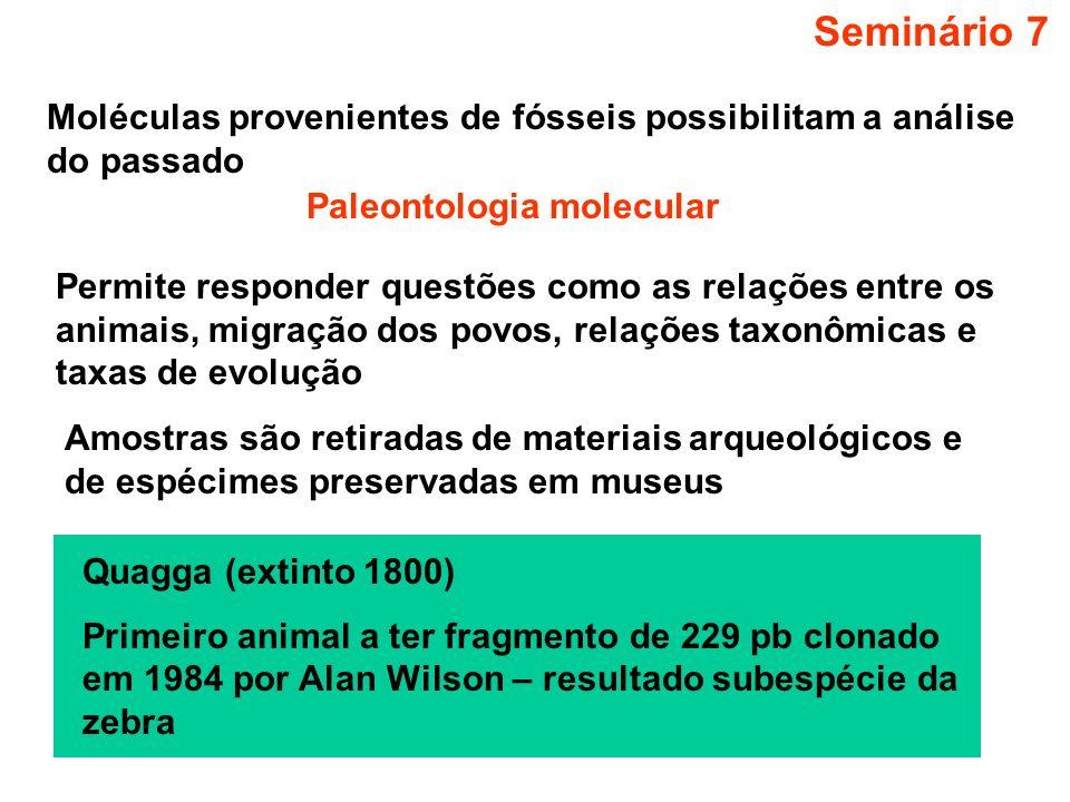 Paleontologia molecular