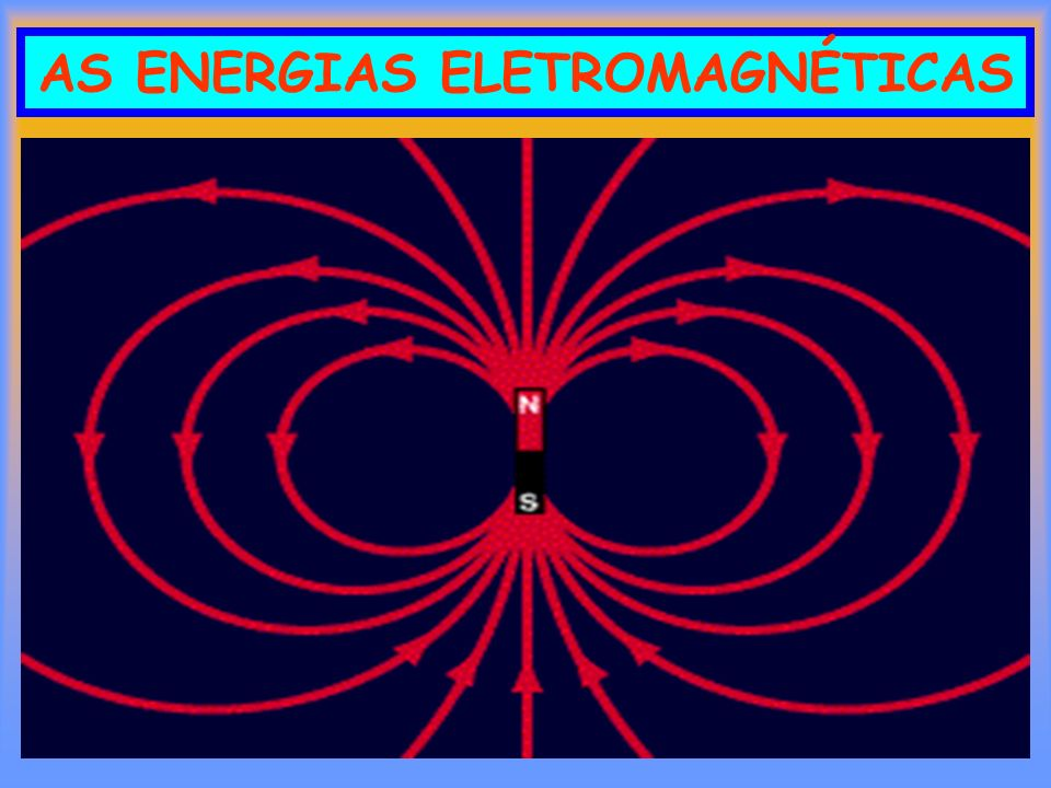 AS ENERGIAS ELETROMAGNÉTICAS