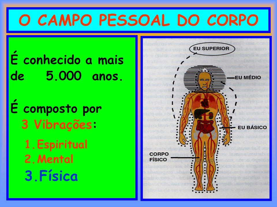 O CAMPO PESSOAL DO CORPO