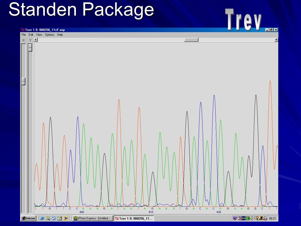 Standen Package Trev