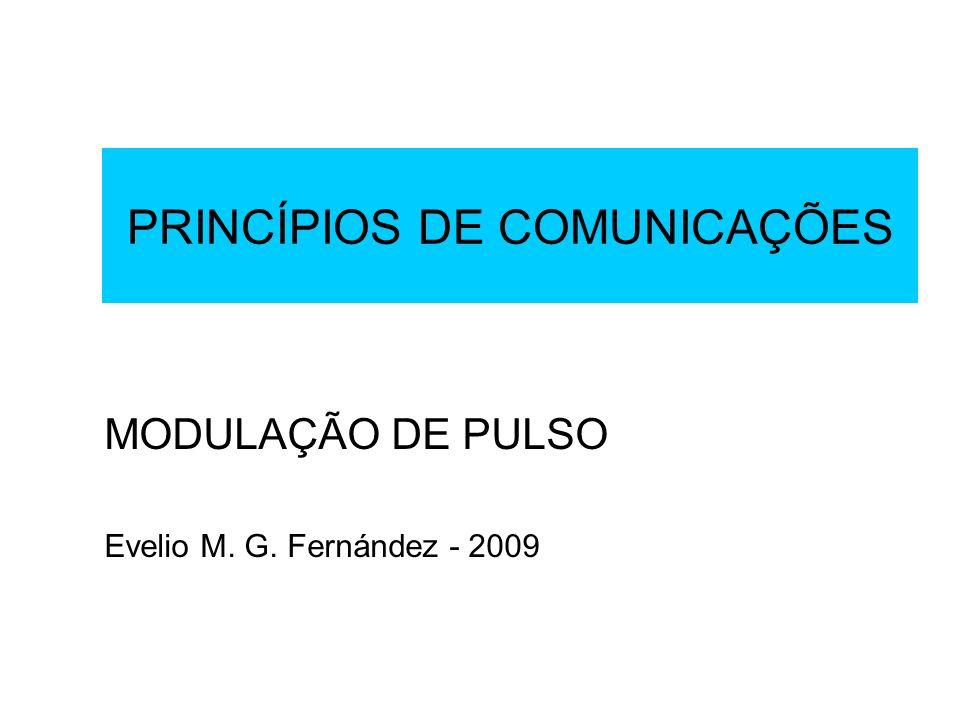 PRINCÍPIOS DE COMUNICAÇÕES