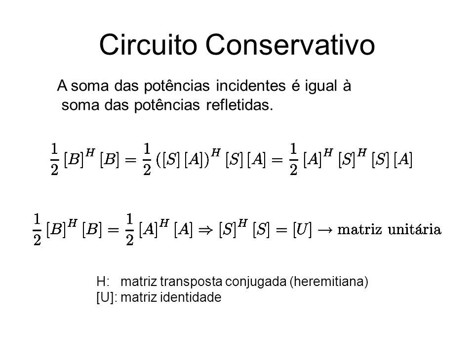 Circuito Conservativo