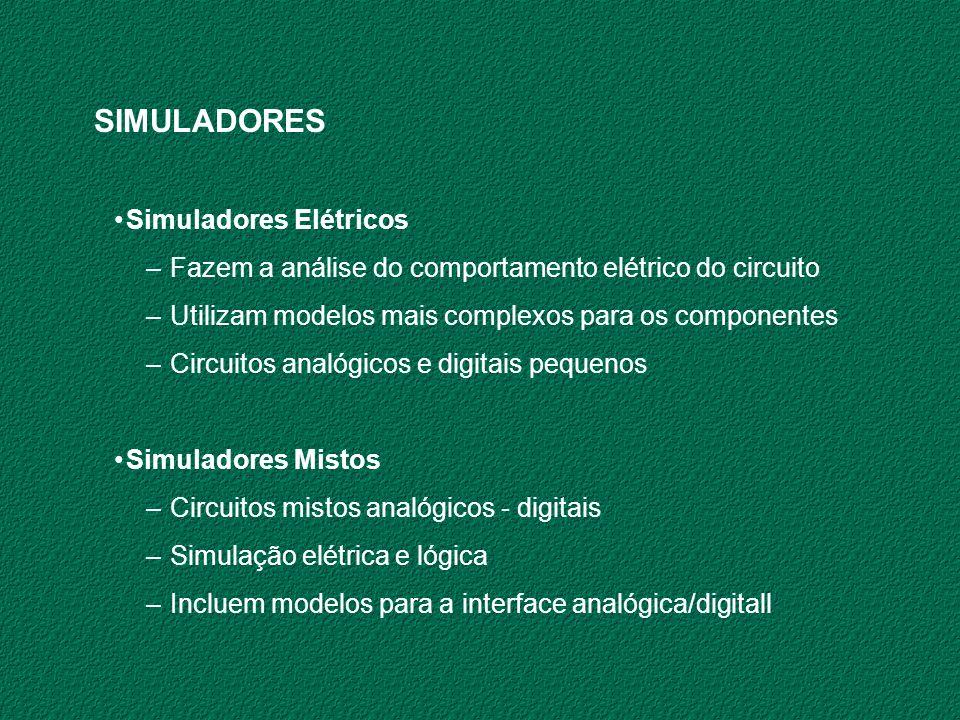 SIMULADORES Simuladores Elétricos