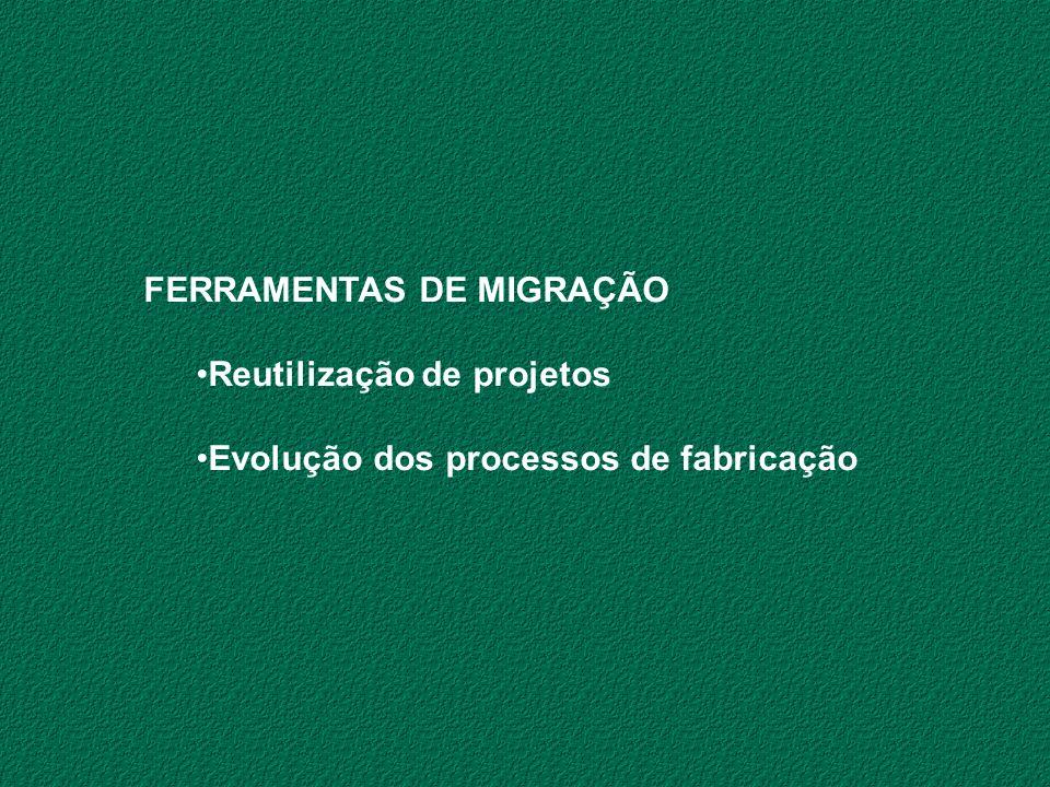 FERRAMENTAS DE MIGRAÇÃO