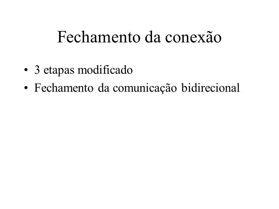 Fechamento da conexão 3 etapas modificado