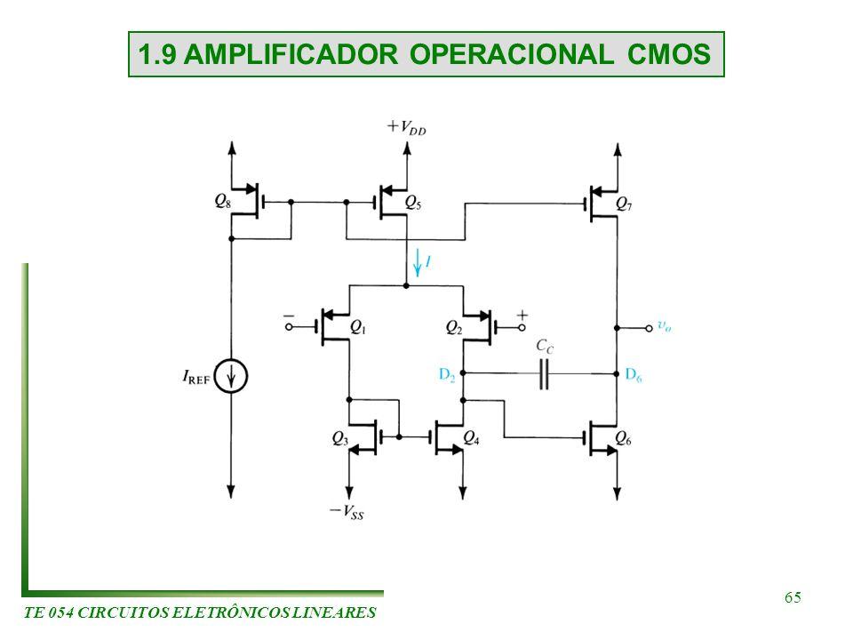 Circuito Operacional : Cap amplificadores diferenciais e de mÚltiplos estÁgios