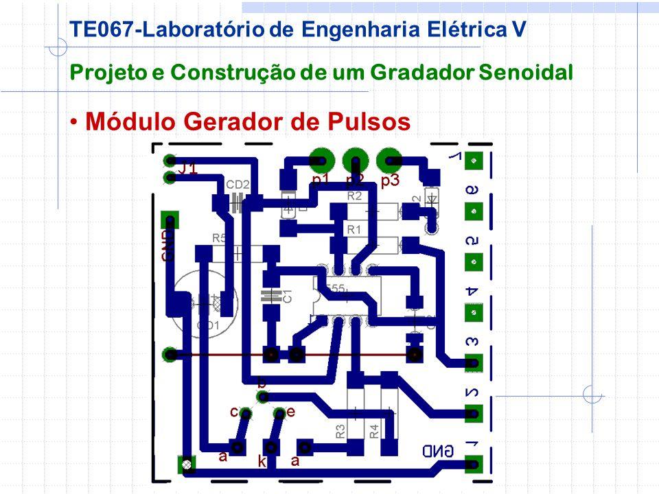 Módulo Gerador de Pulsos
