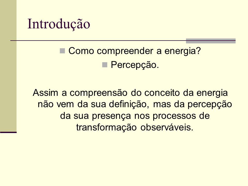 Como compreender a energia