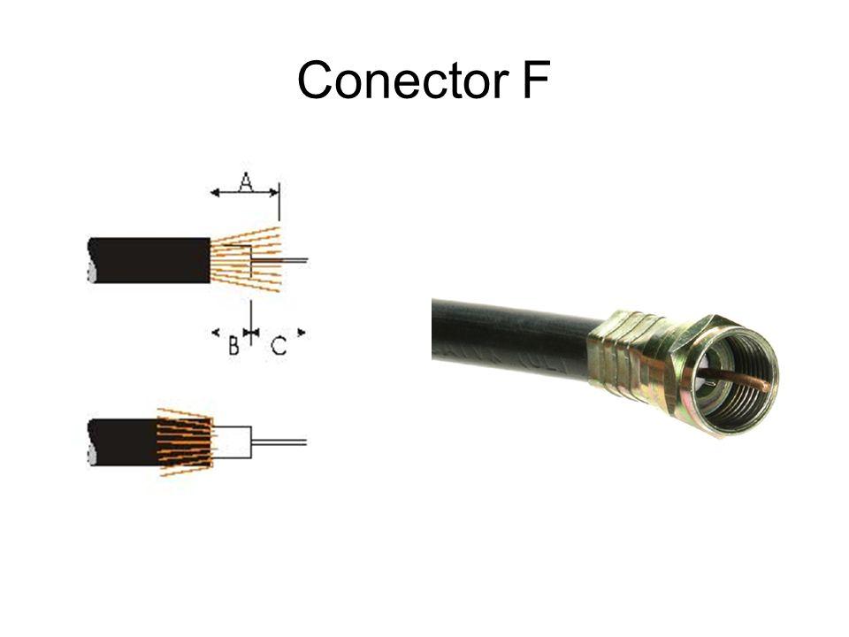 Conector F