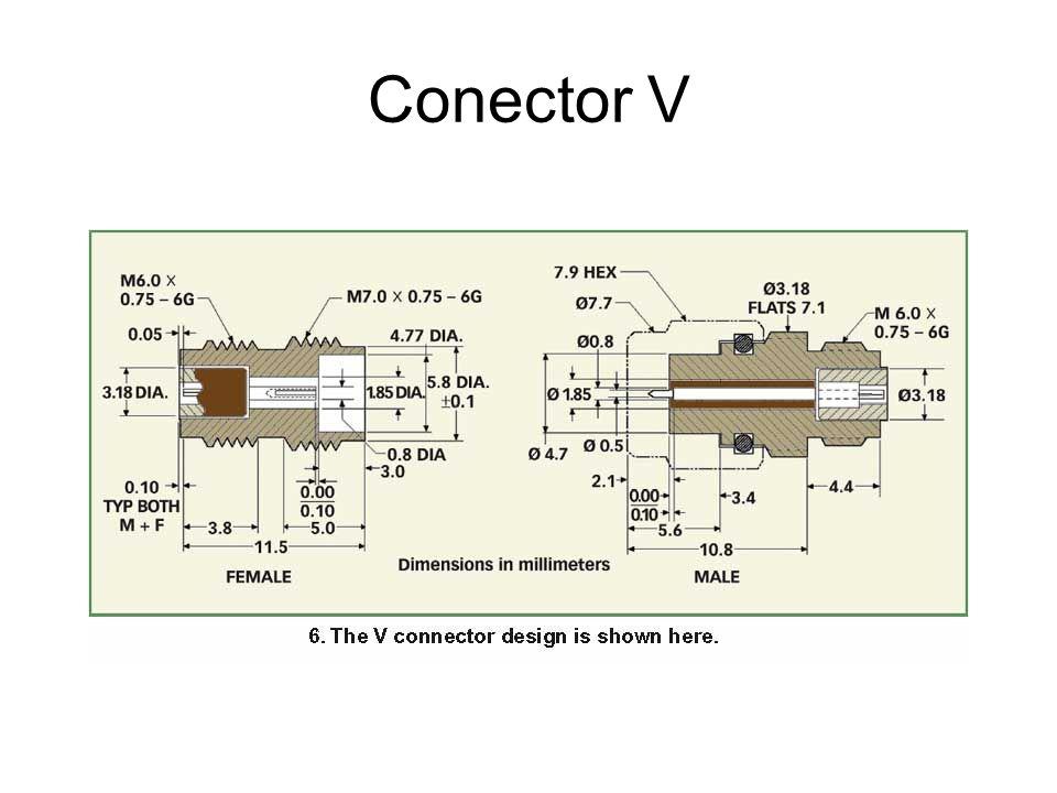 Conector V