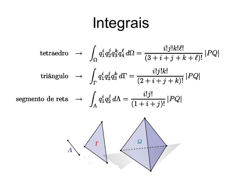 Integrais