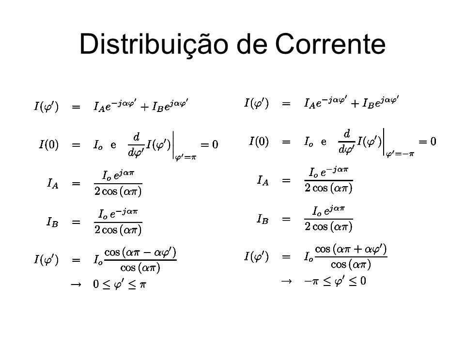 Distribuição de Corrente