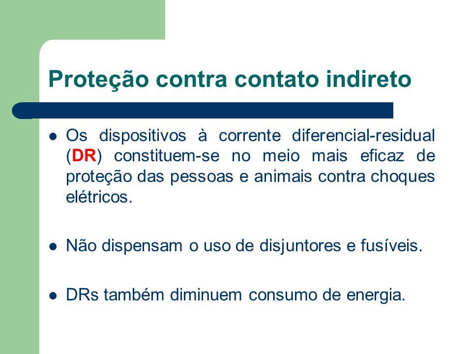Proteção contra contato indireto