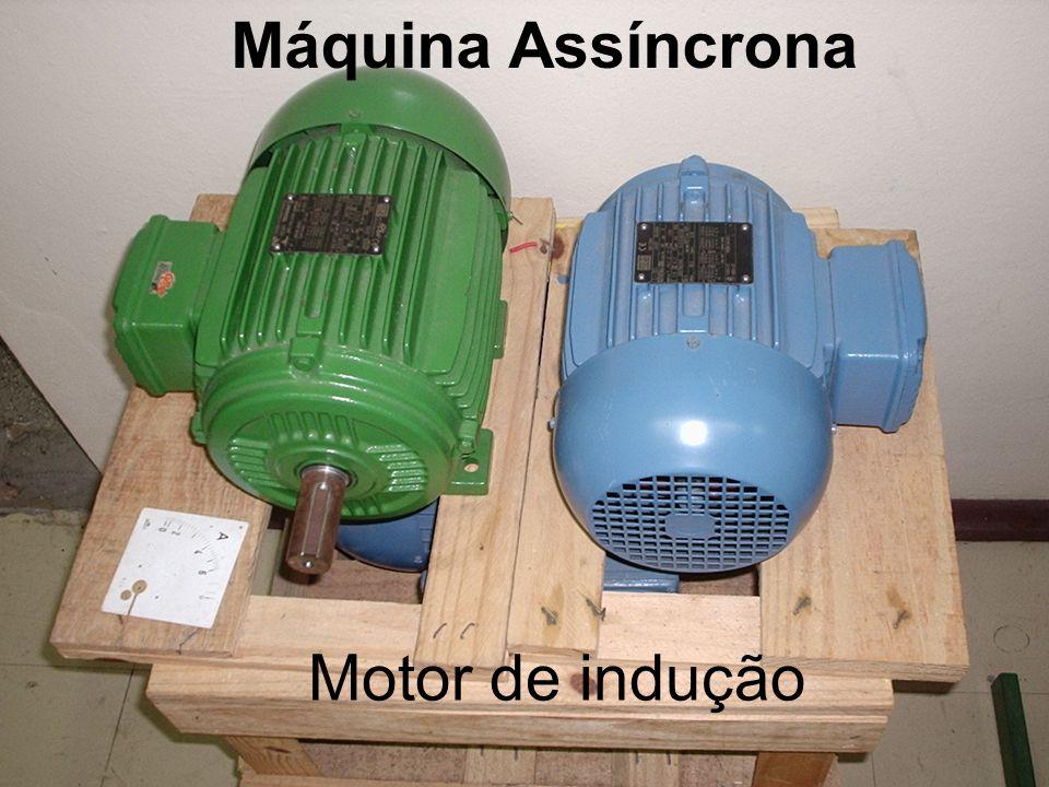 Máquina Assíncrona Motor de indução