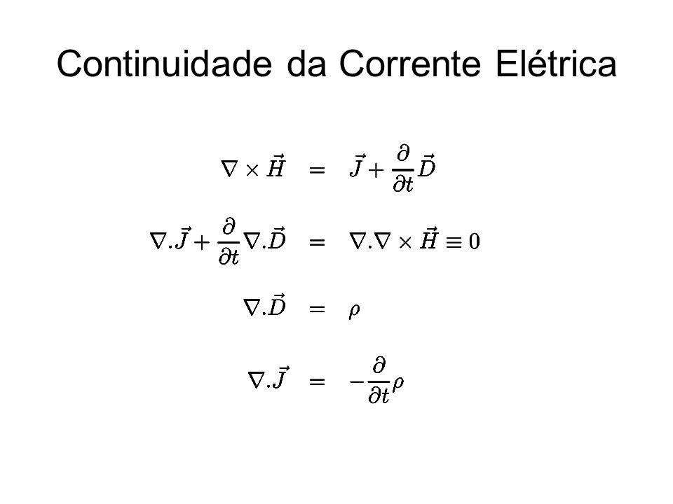Continuidade da Corrente Elétrica