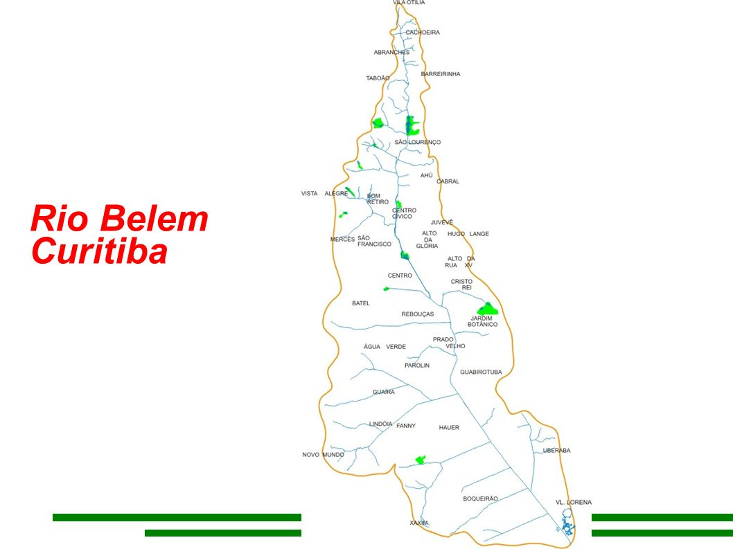 Rio Belem Curitiba