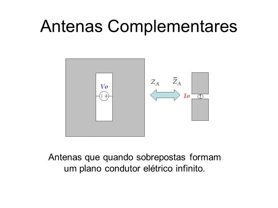 Antenas Complementares