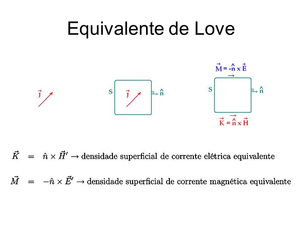 Equivalente de Love