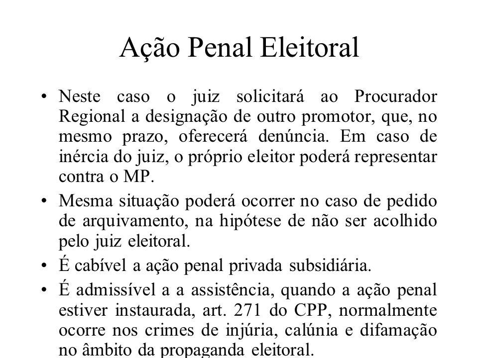 Ação Penal Eleitoral