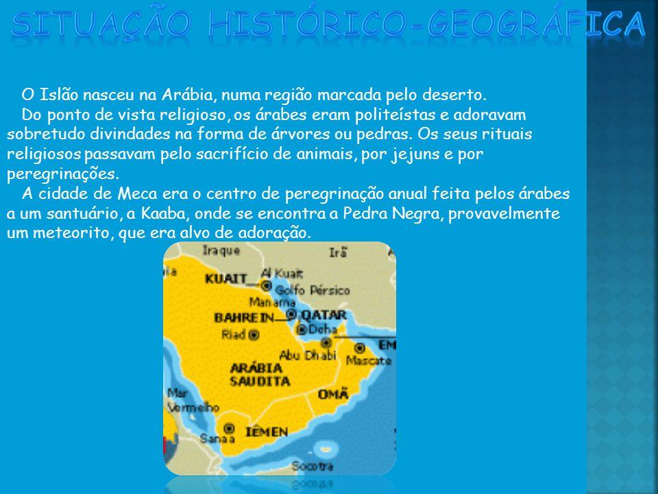 Situação histórico-geográfica