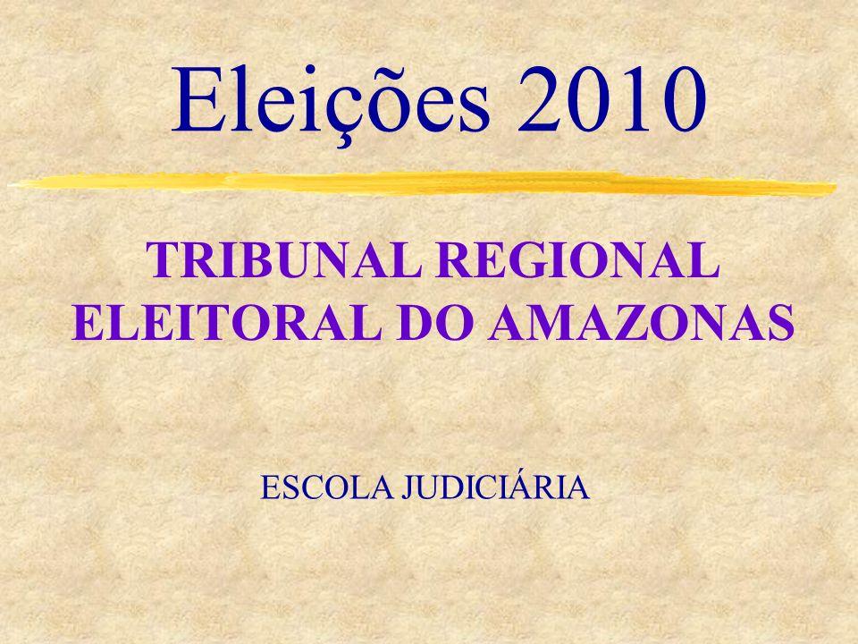 TRIBUNAL REGIONAL ELEITORAL DO AMAZONAS