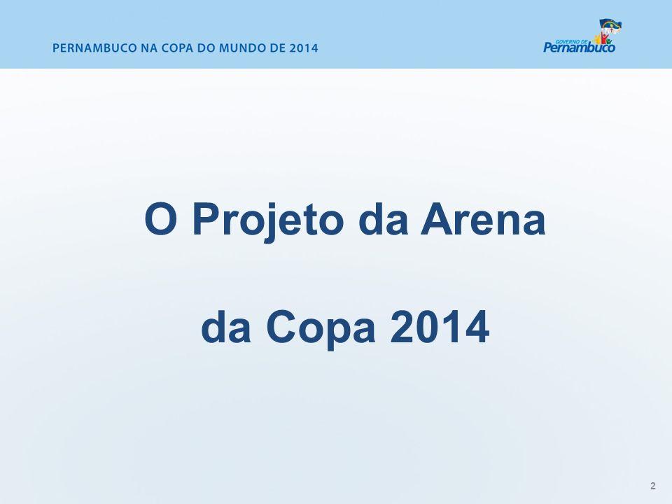 O Projeto da Arena da Copa 2014