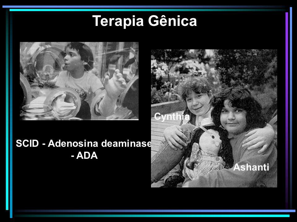 SCID - Adenosina deaminase - ADA