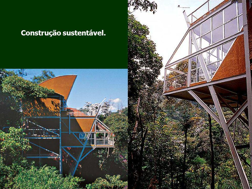 Construção sustentável.