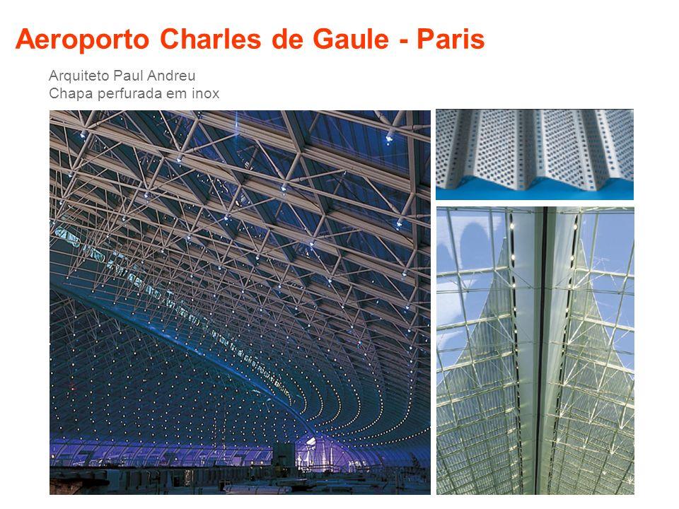 Aeroporto Charles de Gaule - Paris