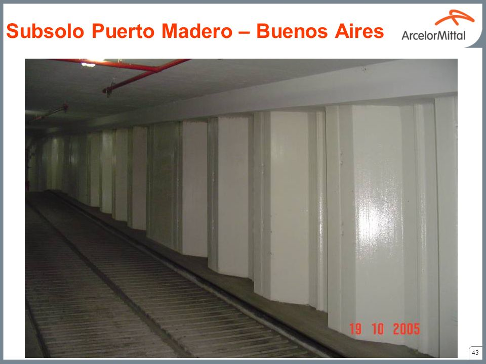 Subsolo Puerto Madero – Buenos Aires