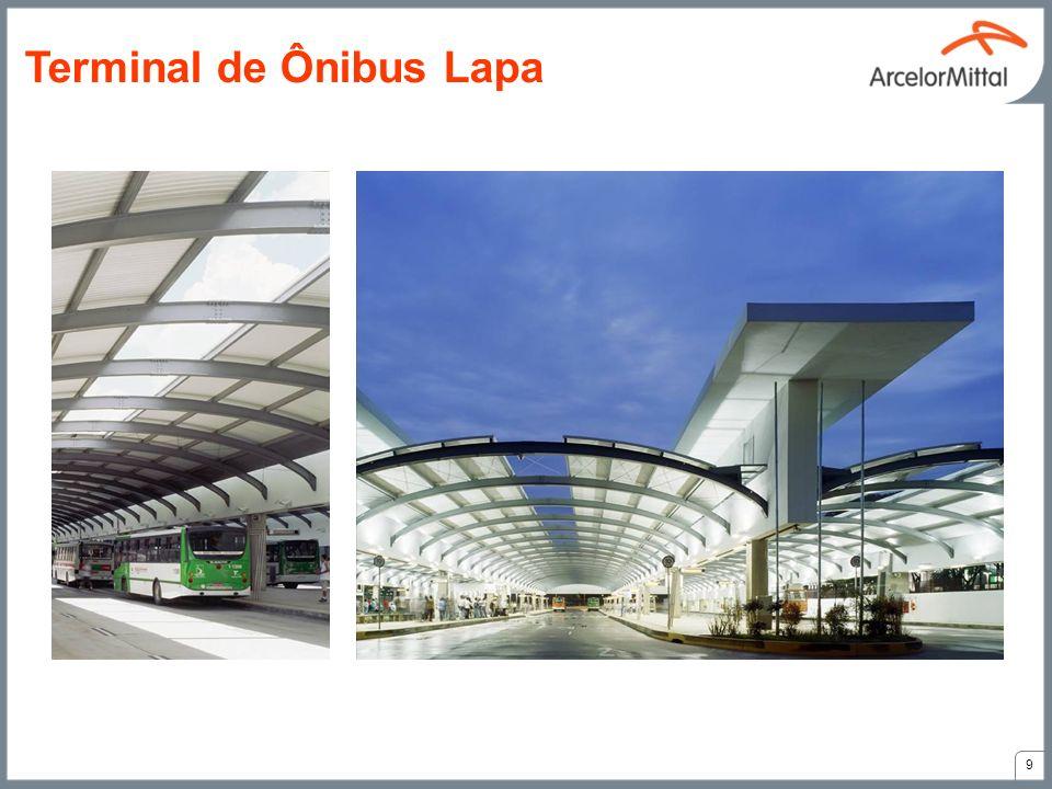 Terminal de Ônibus Lapa