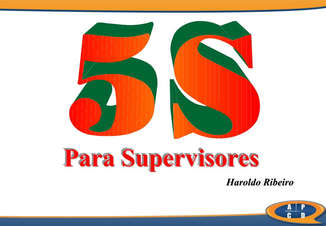 Para Supervisores Haroldo Ribeiro