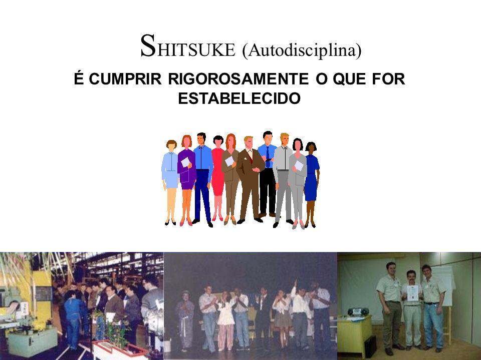 SHITSUKE (Autodisciplina)