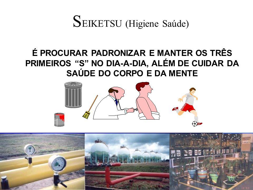 SEIKETSU (Higiene Saúde)