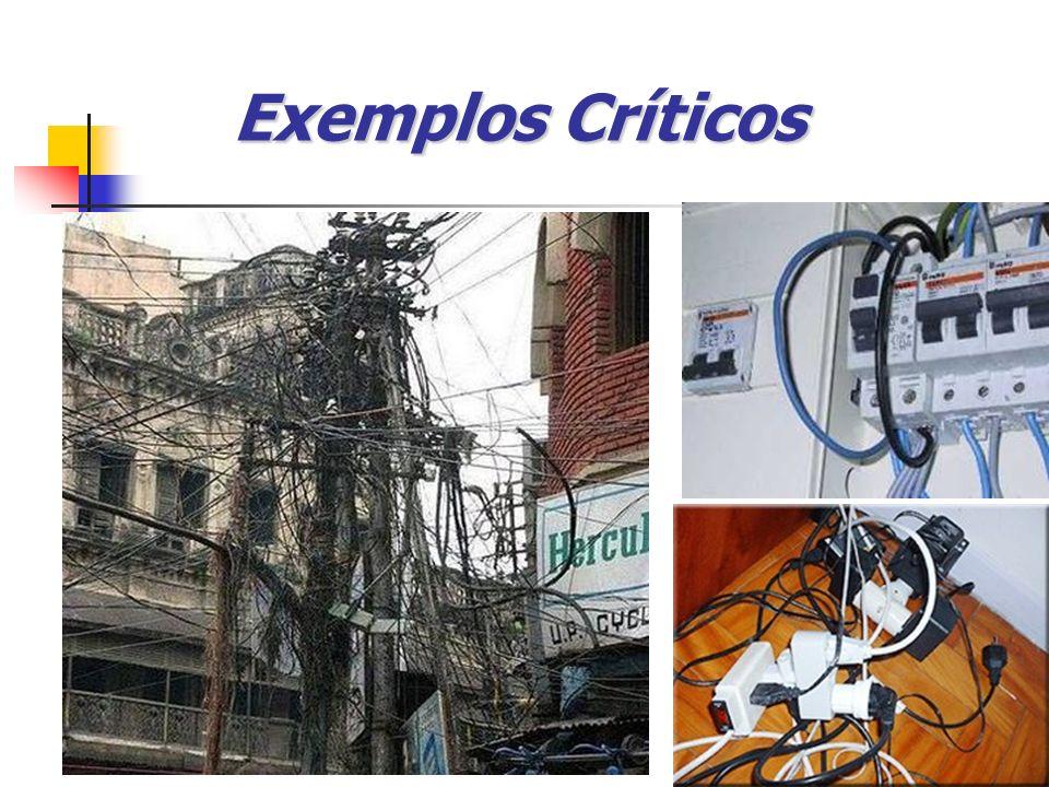 Exemplos Críticos