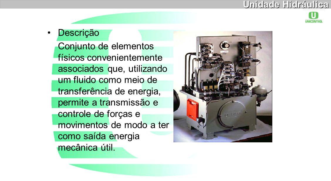 Unidade Hidráulica Descrição.