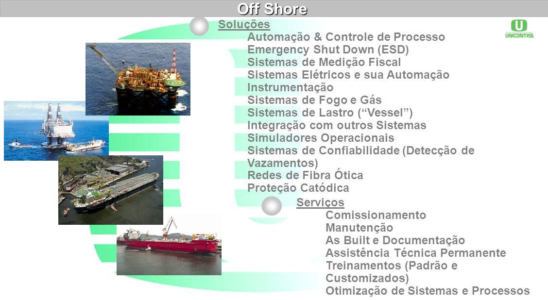 Off Shore Soluções Automação & Controle de Processo