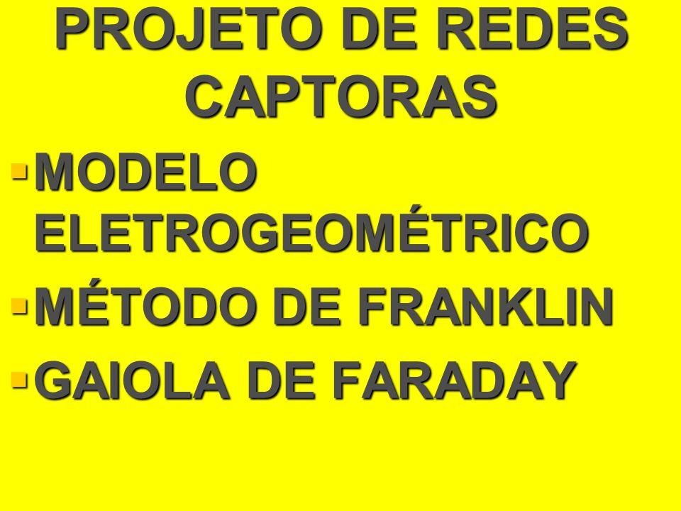 PROJETO DE REDES CAPTORAS
