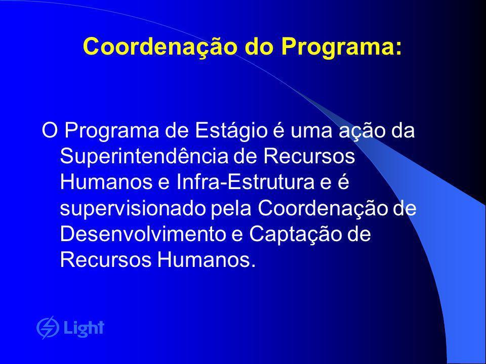 Coordenação do Programa: