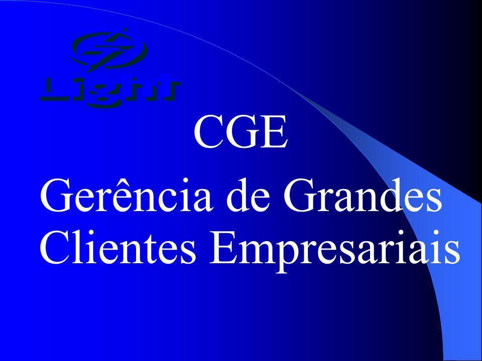 Gerência de Grandes Clientes Empresariais