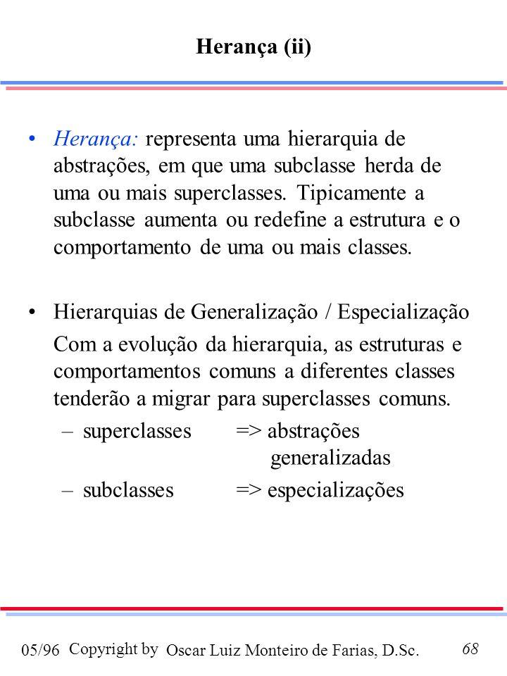 Herança (ii)