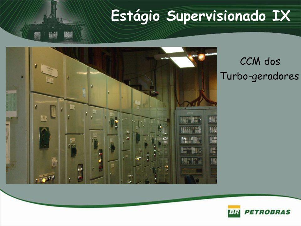 Estágio Supervisionado IX