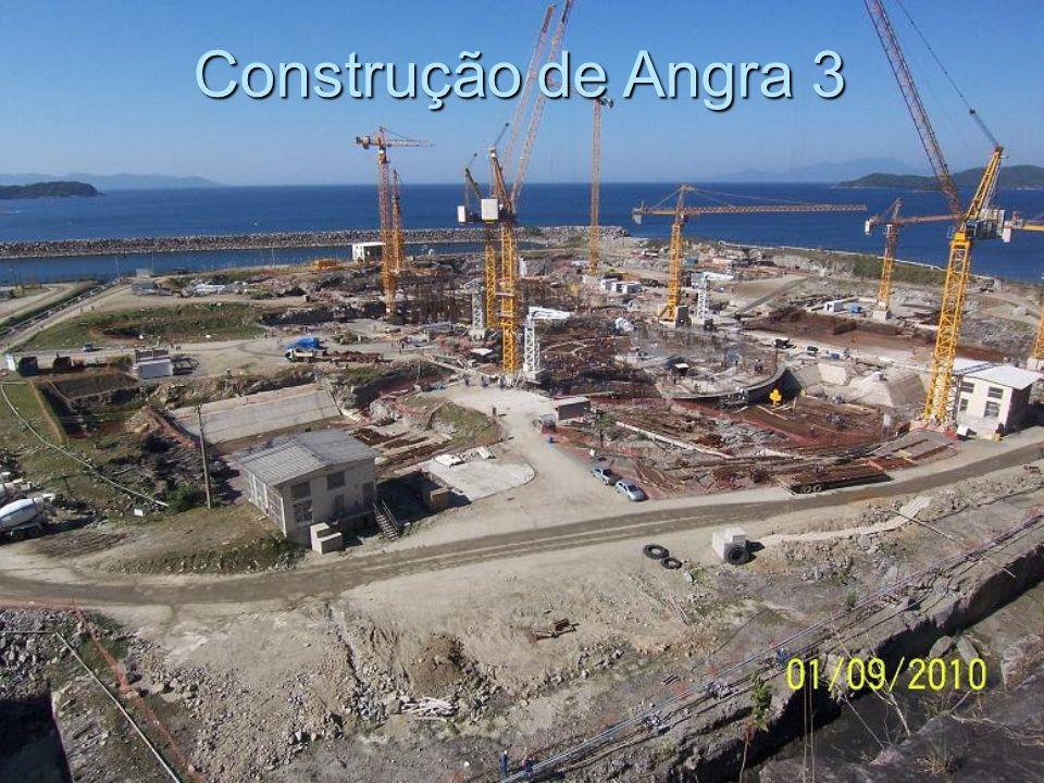 Construção de Angra 3