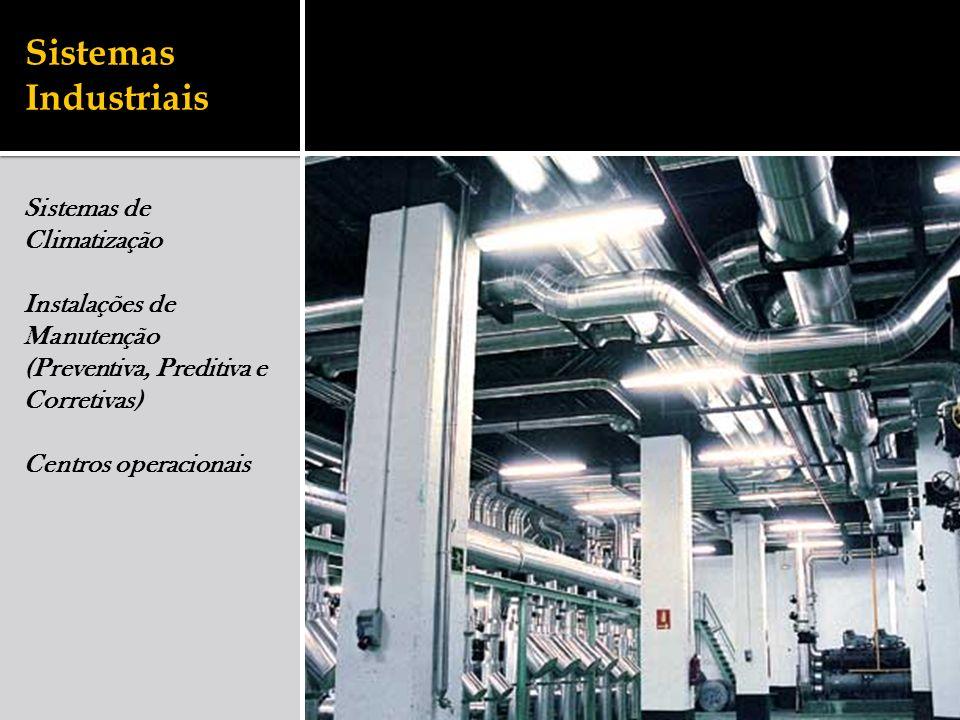 Sistemas Industriais Sistemas de Climatização