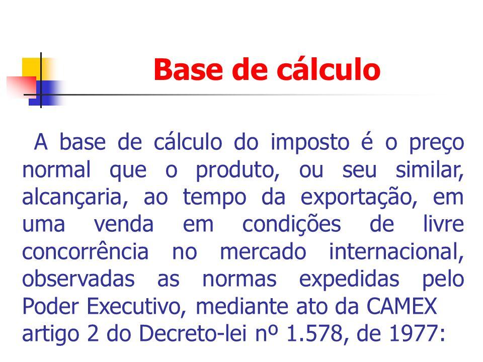Base de cálculo