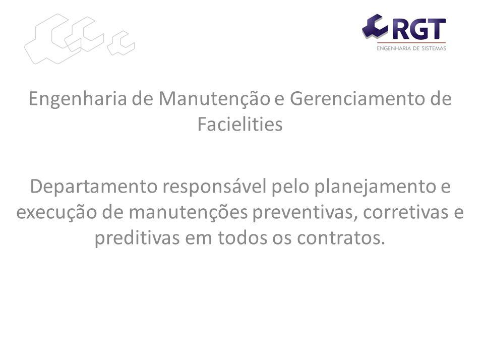 Engenharia de Manutenção e Gerenciamento de Facielities