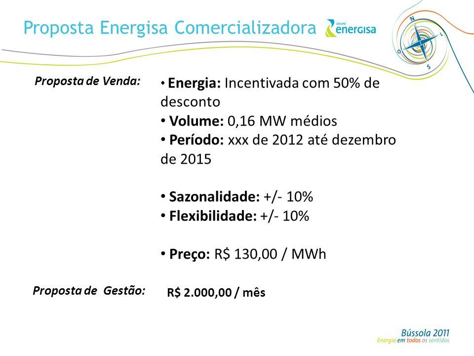 Proposta Energisa Comercializadora