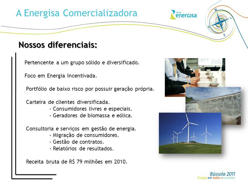 A Energisa Comercializadora